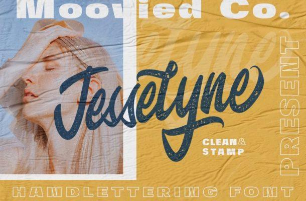 Jesselyne Script Font