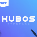 Kubos Display Typeface