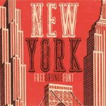 Free New York Font
