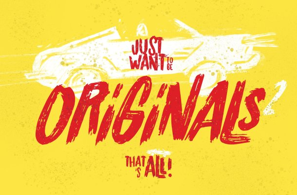 Originals 2 Typeface