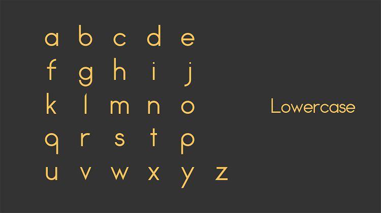 Nitaka Typeface-3