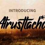 Atrusttacho Awesome Font