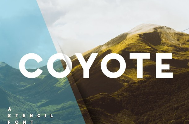 Coyote Font Family