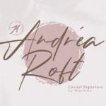 Andrea Roft Script Font