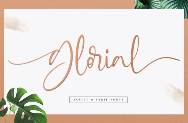 Glorial Font Duo
