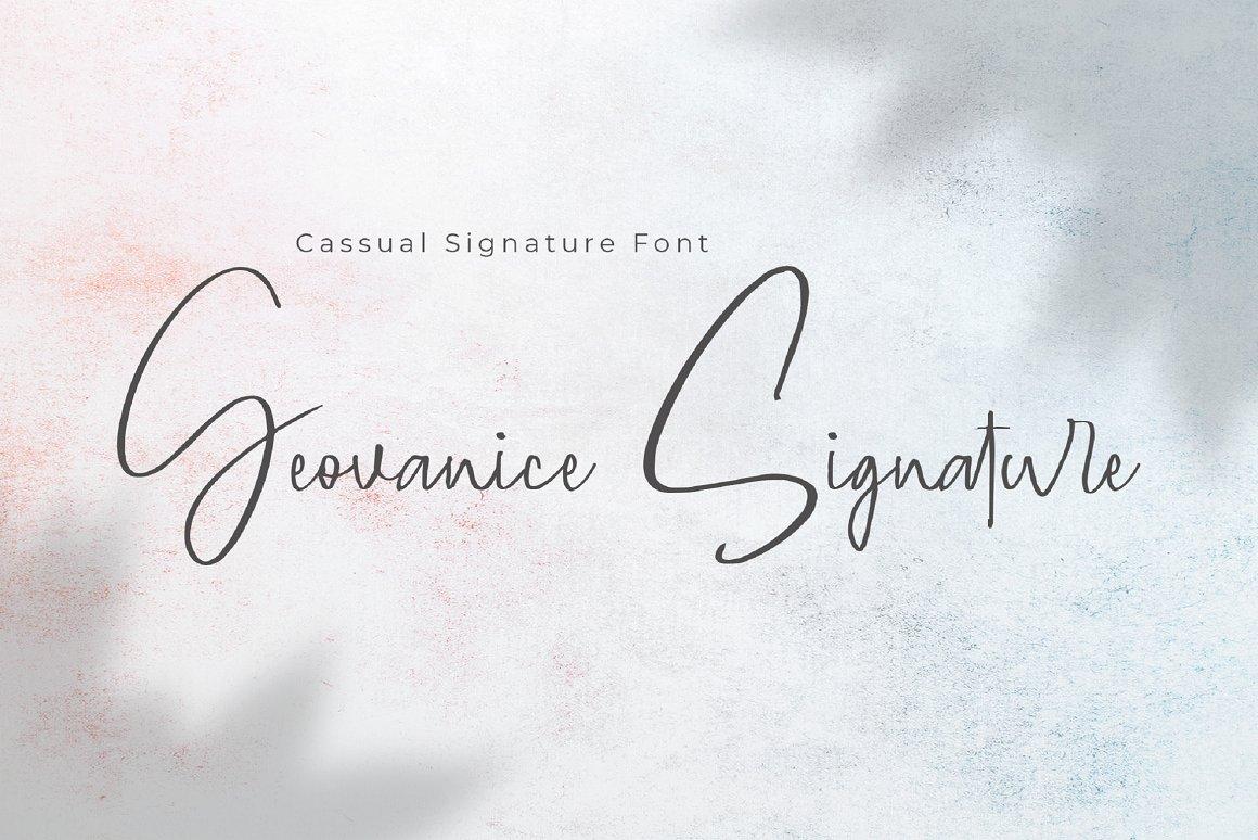 Geovanice 1