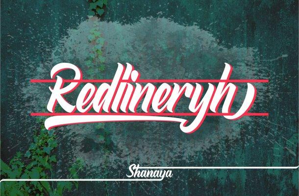 Redlineryh Script Font