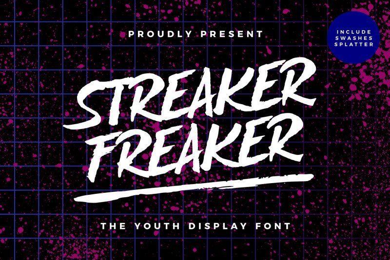 Streaker-Freaker-Font-1