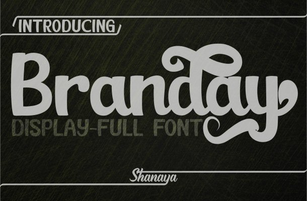 Branday Font