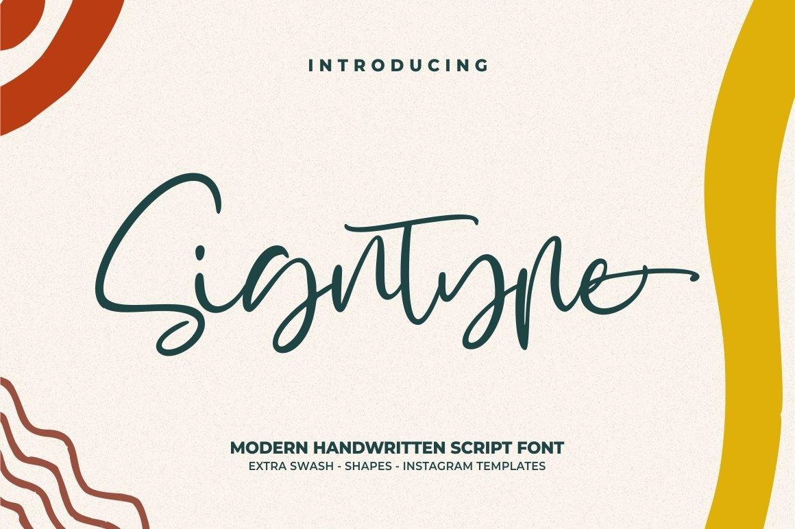 Signtype-1