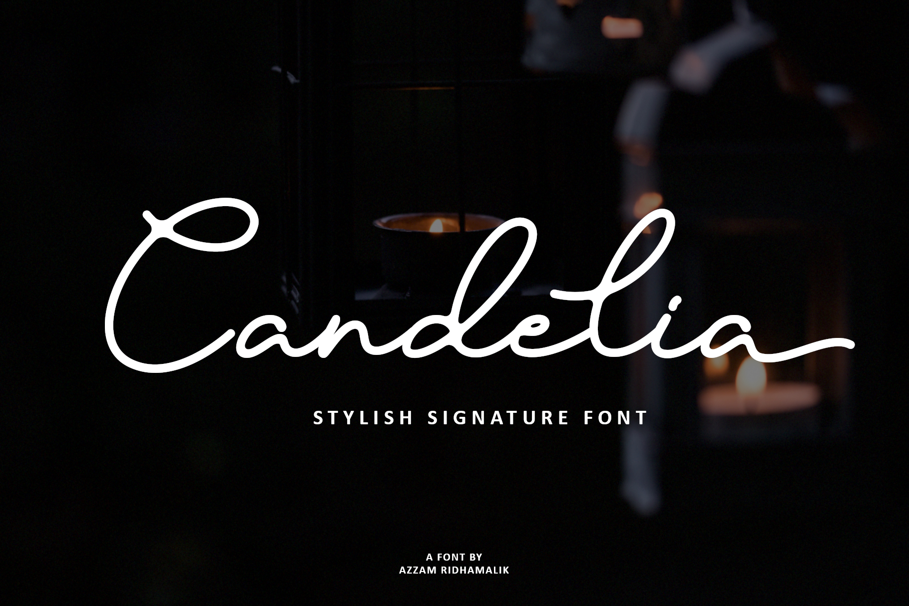 Candelia-Font