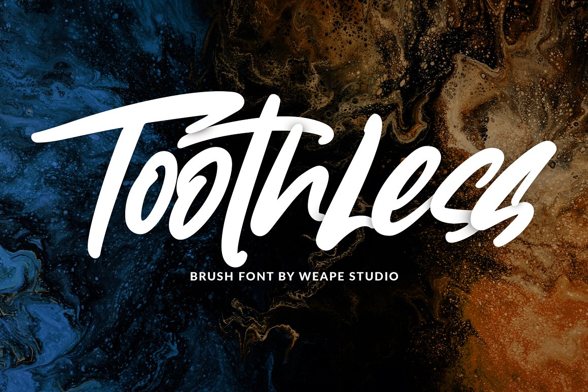 Toothless-Font