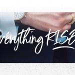 Everything RISES – Script Font