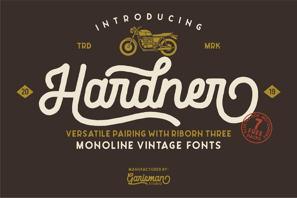 Hardner-Font