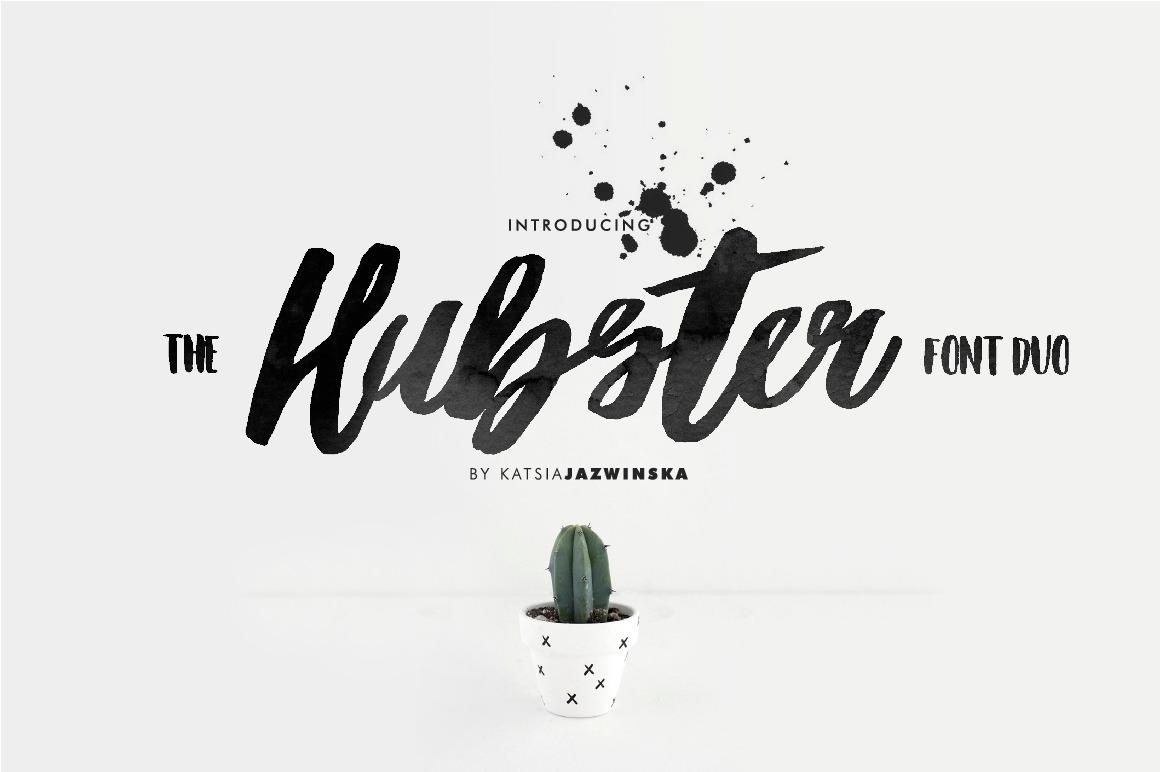 Hubster-Font