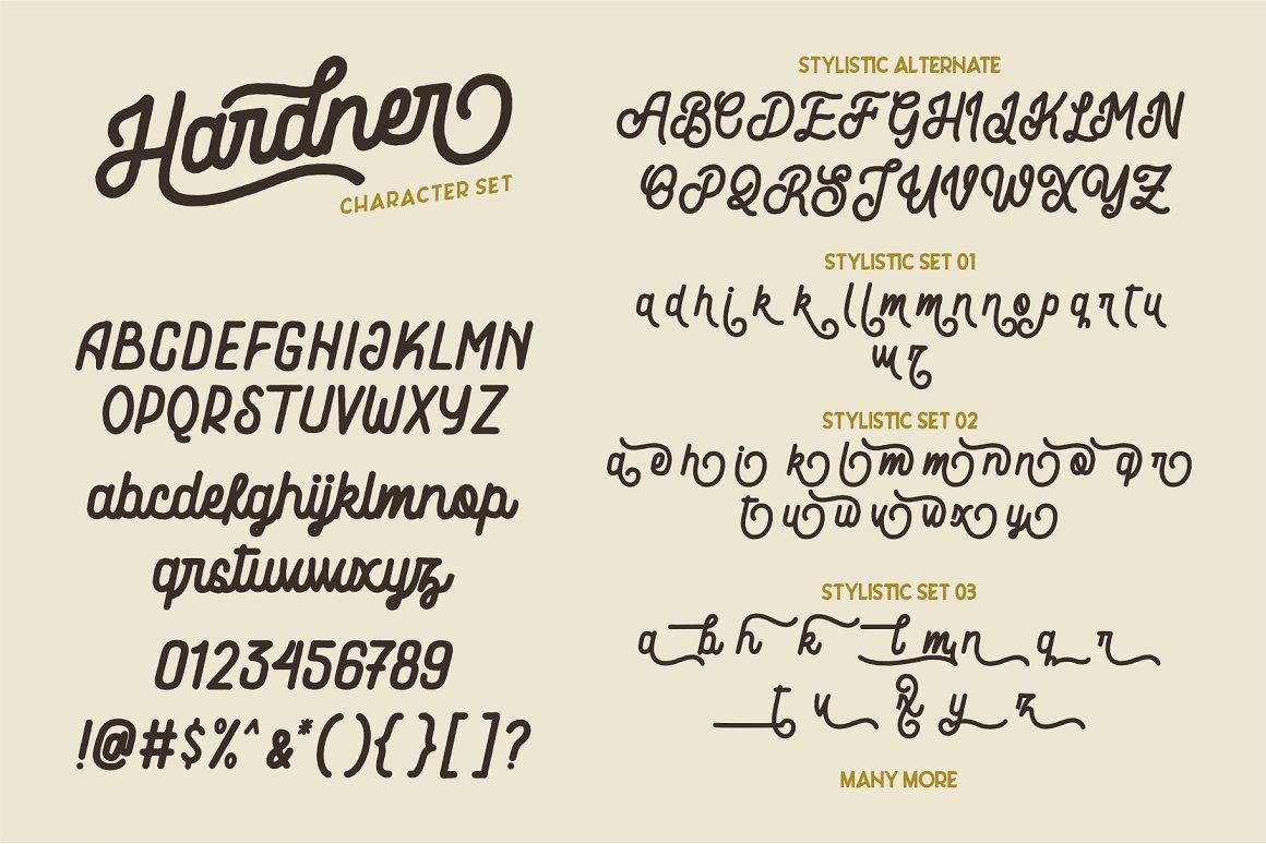 Hardner-Font-3