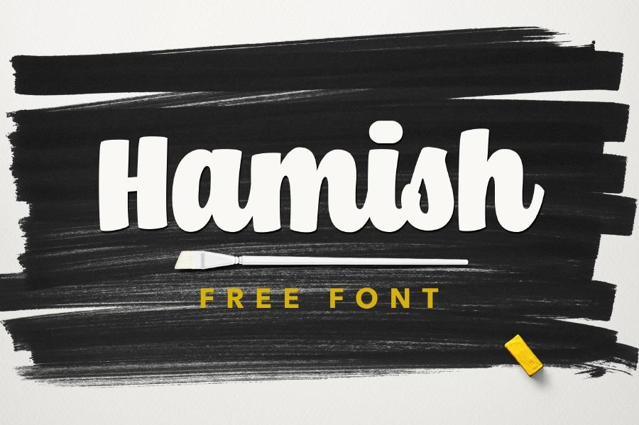 Hamish-Font