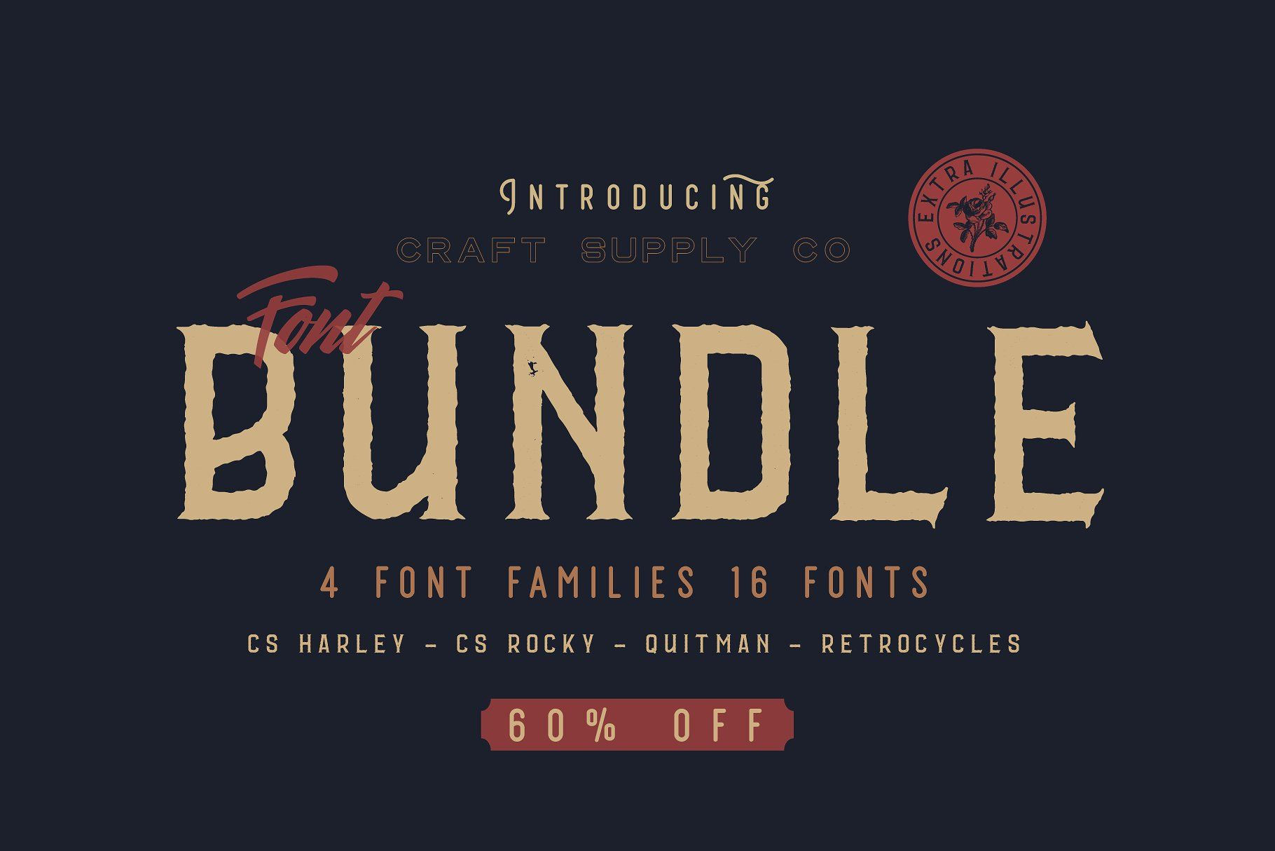 CS-Font-Bundle