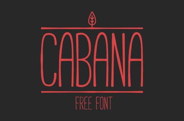 CABANA Typeface