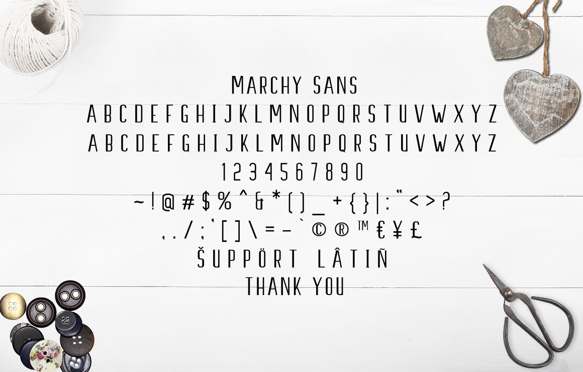 Marchy-Font-4