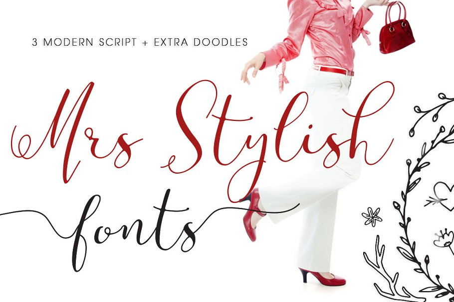Mrs-Stylish-Font