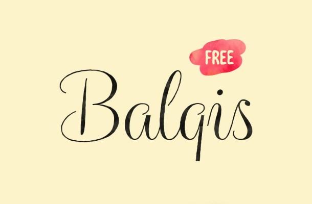 Balqis Font
