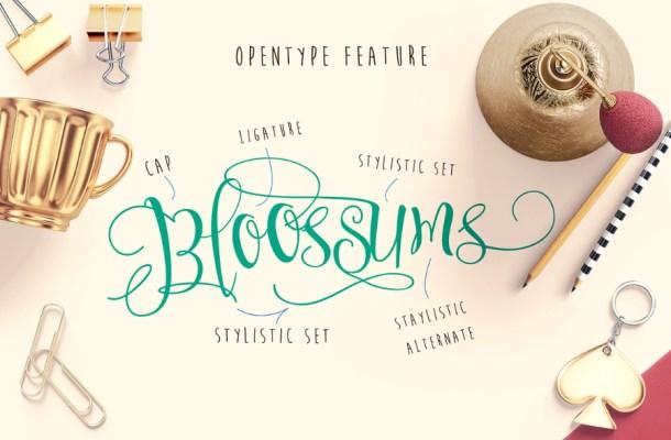 Sweetline Script Font
