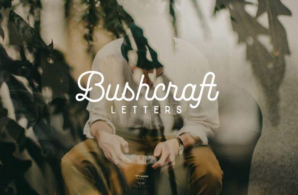 Bushcraft-Font