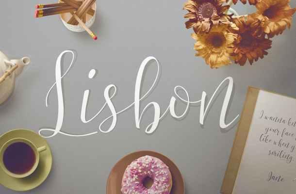 Lisbon Font