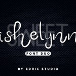 Ashelynn Sweet Font Duo