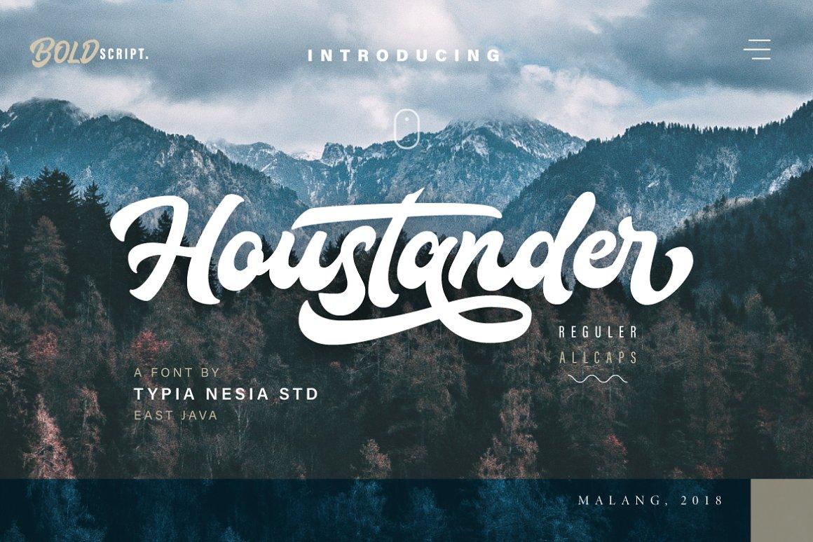 Houstander-Font