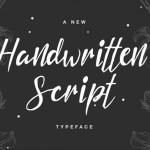 Jasper Brush Font