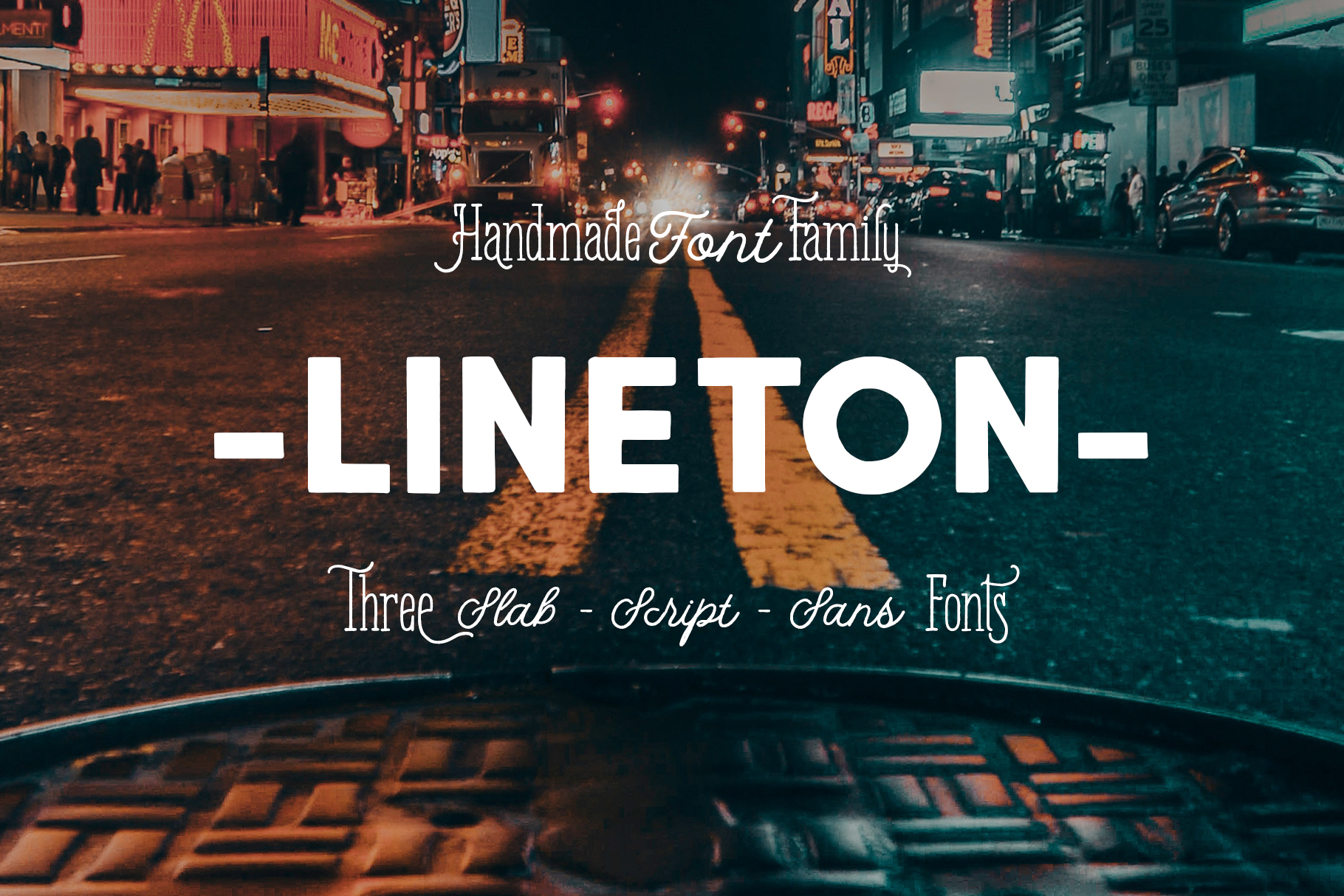 lineton-font-family