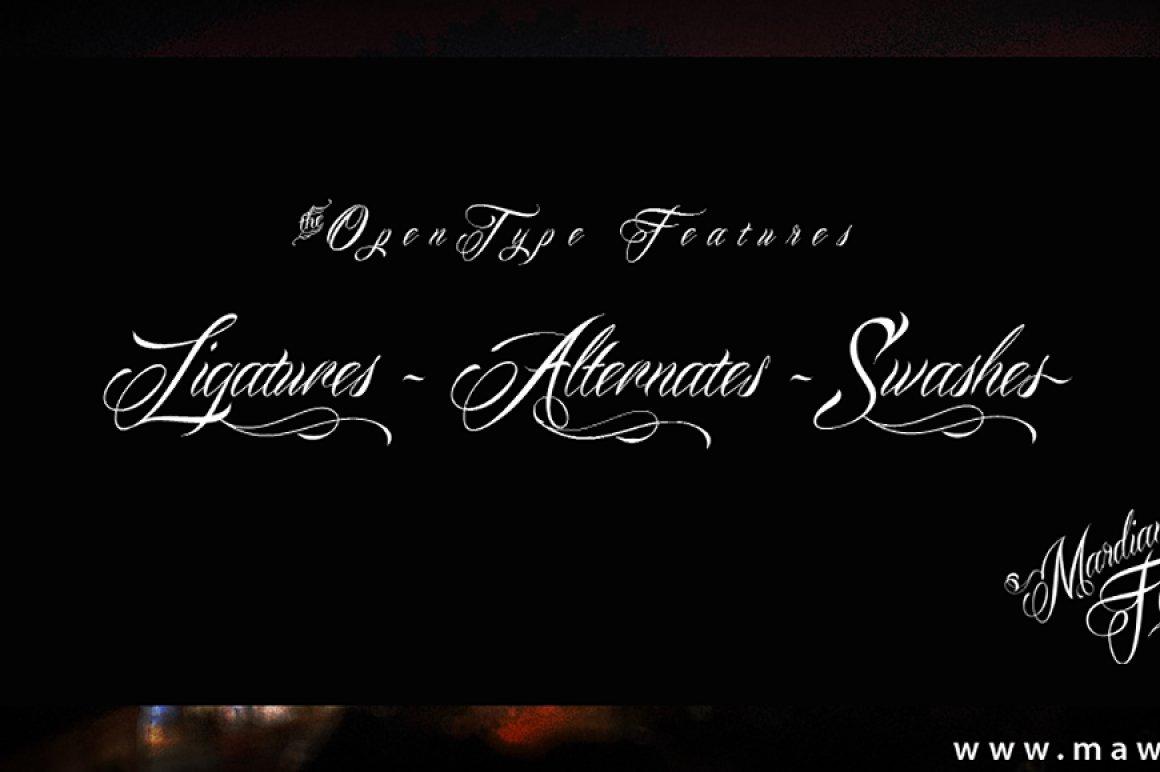Mardian-font-2