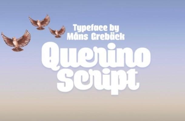 Querino Script Font