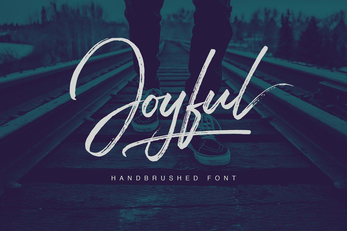 Joyful-Font