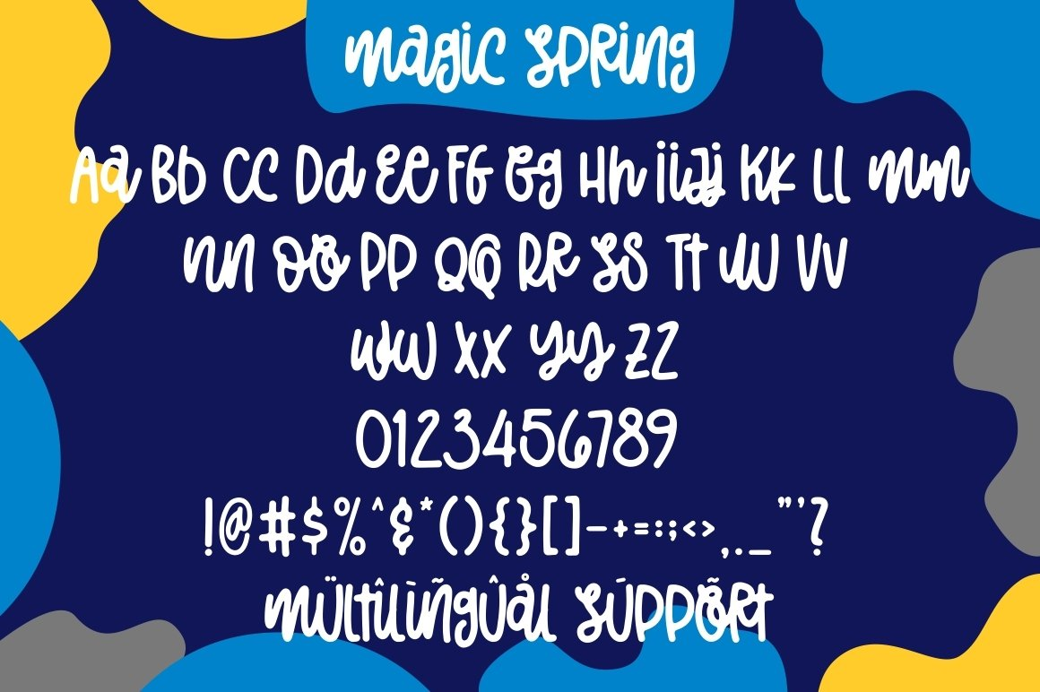 Magic-Spring-Font-3