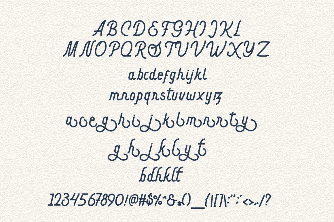 Hargael-Font-3
