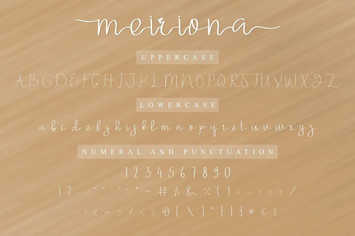 Meiriona-Font-3