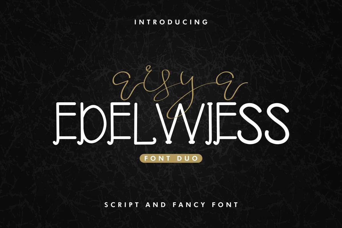Arsya-Edelwiess-Font