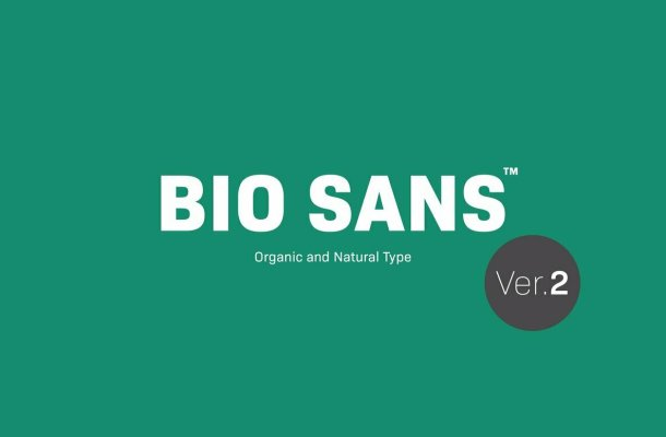 Bio Sans Font Family