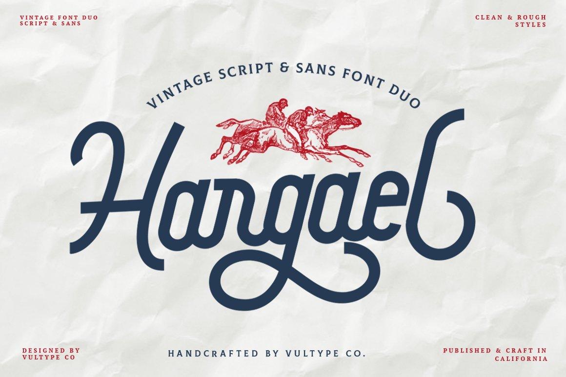 Hargael-Font