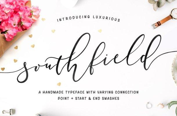 Southfield Script Font