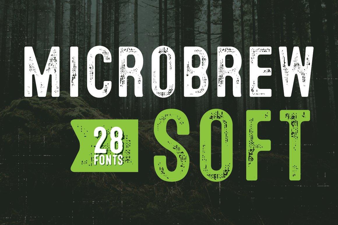 Microbrew-Soft-Mega-Font