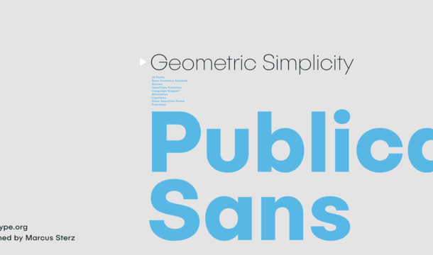 Publica Sans Font Family