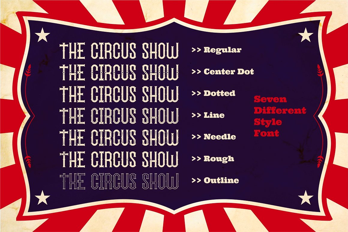 The-Circus-Show-Font-2
