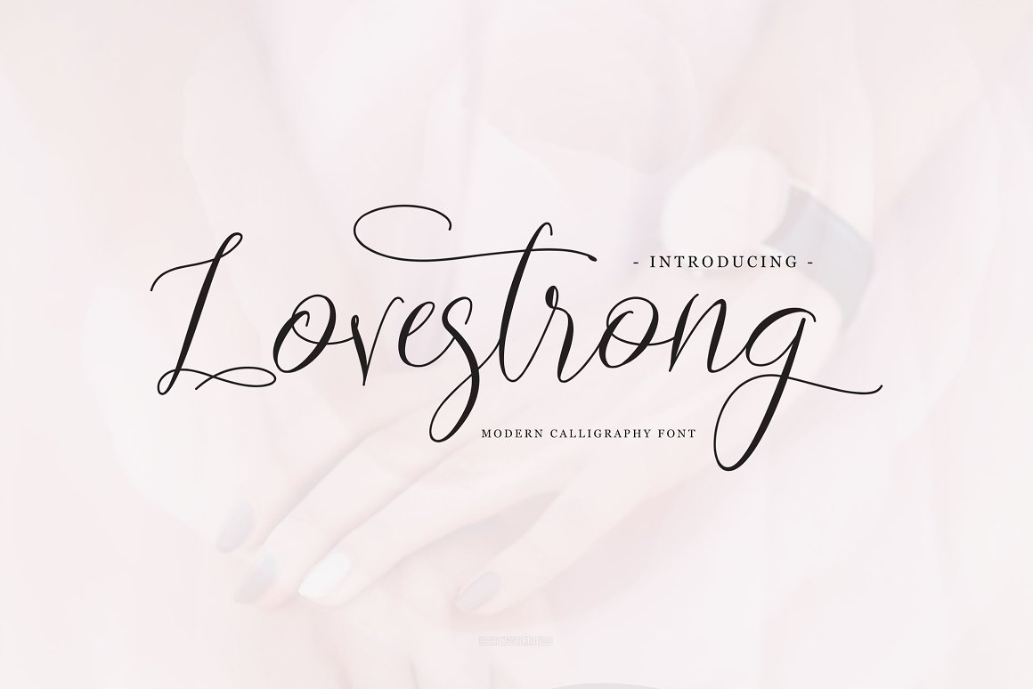 Lovestrong-Font