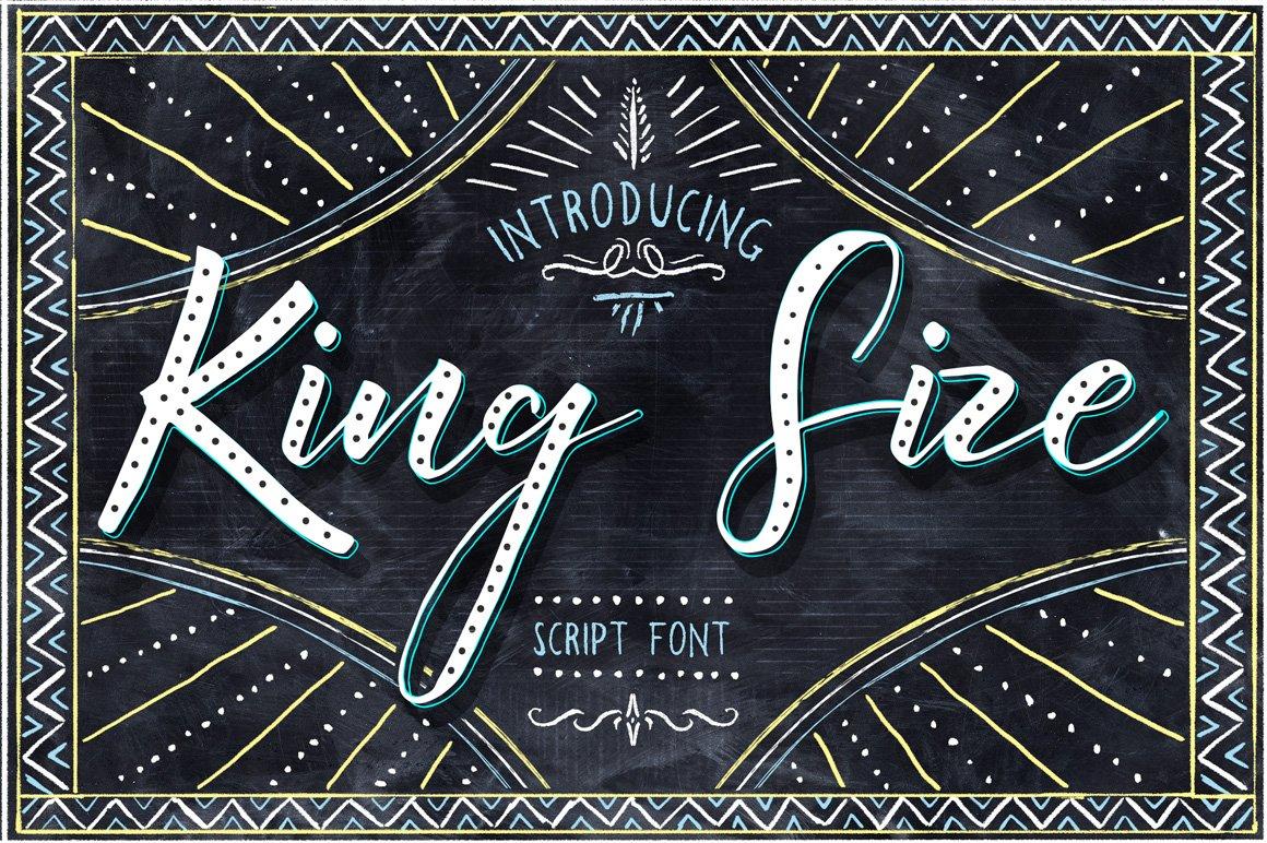 King-Size-Font