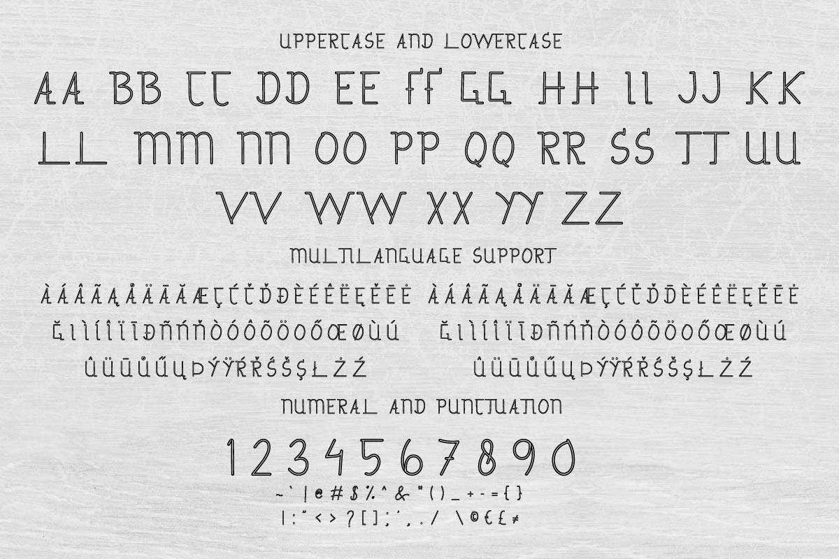 Gapbrooth-Font-4