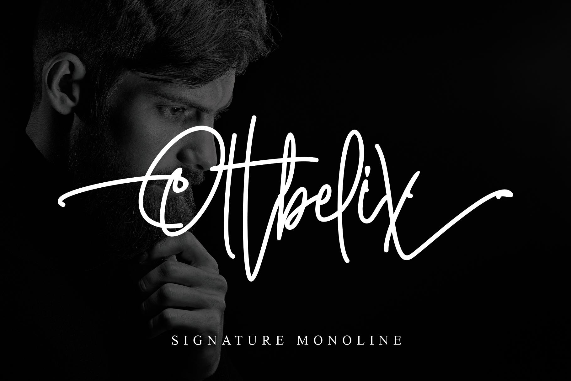 Ottbelix-Font